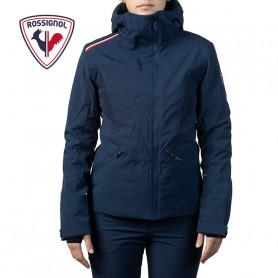 Veste de ski ROSSIGNOL Cadran Bleu marine Femme