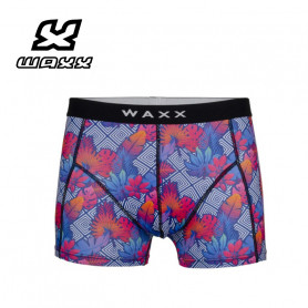 Boxer WAXX Psycho Multicolore Homme