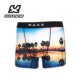Boxer WAXX Sunset Multicolore Homme