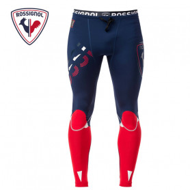 Collant ROSSIGNOL Infini Compression Bleu / Rouge Homme