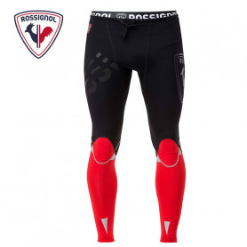 Collant ROSSIGNOL Infini Compression Noir / Rouge Homme