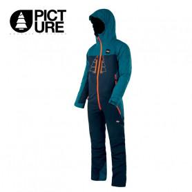 Combinaison de ski PICTURE Winstony Suit Bleu Junior