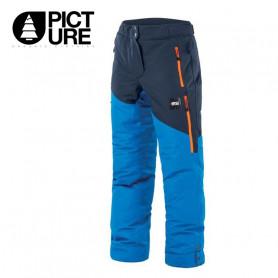 Pantalon de ski PICTURE Mist Bleu marine / Bleu Junior