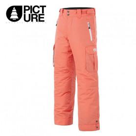 Pantalon de ski PICTURE August Corail Junior