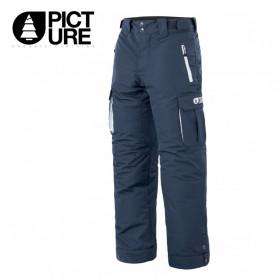 Pantalon de ski PICTURE August Bleu marine Junior