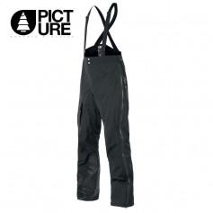 Pantalon ski de rando PICTURE Effect Noir Homme