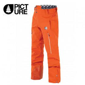 Pantalon de ski PICTURE Track Rouge Homme