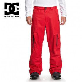 Pantalon de ski DC SHOES Banshee Rouge Homme