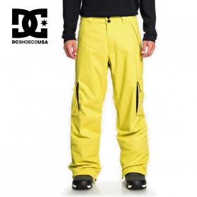 Pantalon de ski DC SHOES Banshee  Jaune Homme