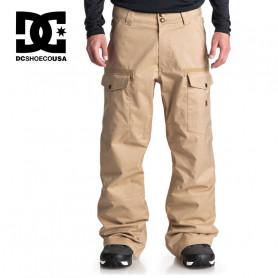Pantalon de ski DC SHOES Code Beige Homme
