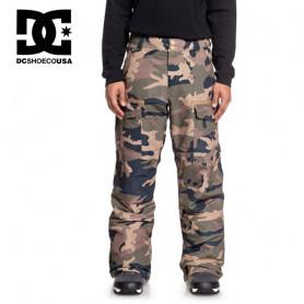 Pantalon de ski DC SHOES Code Camo Homme