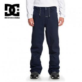 Pantalon de ski DC SHOES Relay Bleu marine Homme