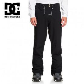 Pantalon de ski DC SHOES Relay Noir Homme