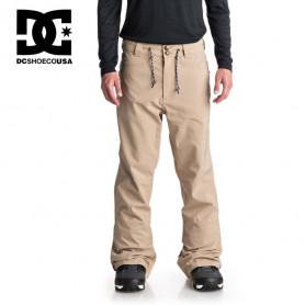 Pantalon de ski DC SHOES Relay Beige Homme
