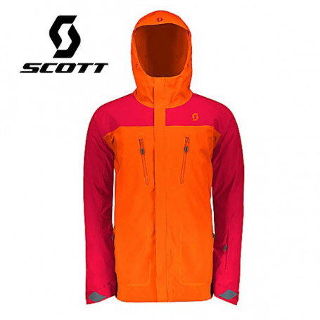 Veste de ski SCOTT Ultimate DRX Bleu Hommes