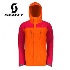 Veste de ski SCOTT Ultimate Gtx Orange / rouge Hommes