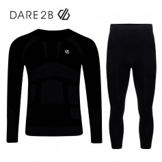 Ensemble thermique DARE 2 BE In the Zone Noir Homme