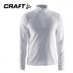 Pullover technique CRAFT Shift Blanc Homme