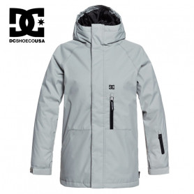 Veste de ski DC SHOES Ripley Gris Junior