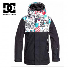 Veste de ski DC SHOES Defy Graphique Junior