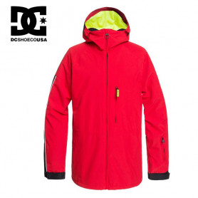 Veste de ski DC SHOES Retrospect Rouge Junior