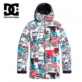 Veste de ski DC SHOES Retrospect Graphique Junior