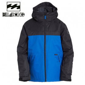 Veste de ski BILLABONG All days Noir / Bleu Junior