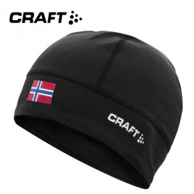 Bonnet de ski nordique CRAFT Light Thermal Hat Noir Unisexe