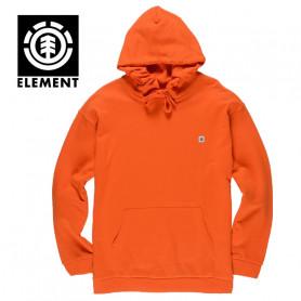 Sweat à capuche ELEMENT Clearsight Hoodie Orange Homme