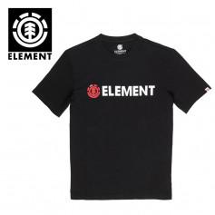 T-shirt ELEMENT Blazin SS Noir Homme