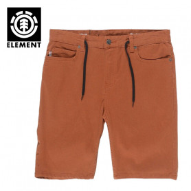 Bermuda ELEMENT E02 Color WK Gingembre Homme
