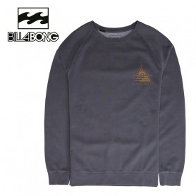 Sweat BILLABONG Prismboard Crew Gris Homme
