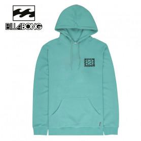 Sweat à capuche BILLABONG Archfire Hood Bleu vert Homme