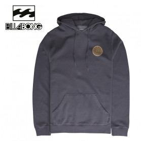 Sweat à capuche BILLABONG Spirit Walker Hood Gris Homme