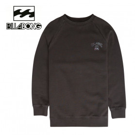 Sweat BILLABONG Archin Crew Noir Homme