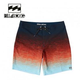 Boardshort BILLABONG Tripper Pro Bleu / Rouge Homme