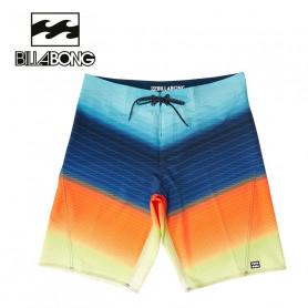 Boardshort BILLABONG Fluid Pro Multicolore Homme
