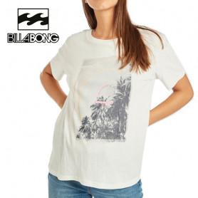 T-shirt BILLABONG Coco Crème Femme