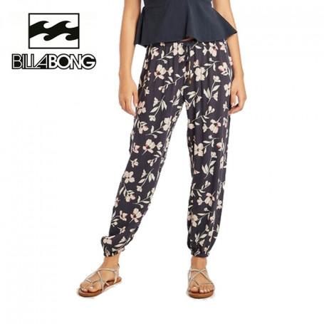 Pantalon fluide BILLABONG Sweet Surf Bleu encre Femme