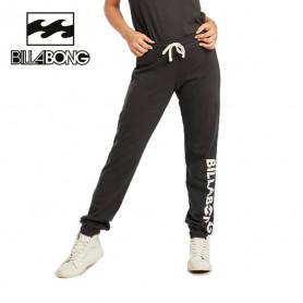 Pantalon jogging BILLABONG Legacy Jog Noir Femme