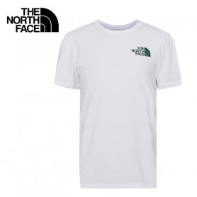 T-shirt THE NORTH FACE WAMFC SS Blanc Homme