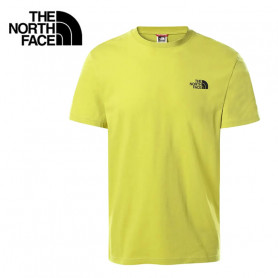 T-shirt THE NORTH FACE Simple Dome Vert Homme