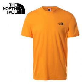 T-shirt THE NORTH FACE Simple Dome Orange Homme