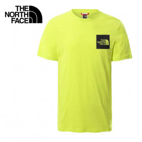 T-shirt THE NORTH FACE Fine Vert Homme