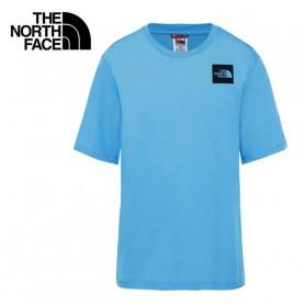 T-shirt THE NORTH FACE Fine Bleu Homme