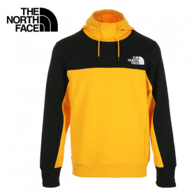 Sweat THE NORTH FACE New Himalayan Hoodie Orange Homme