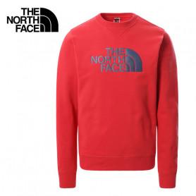 Sweat THE NORTH FACE Drew Peak Crew Rouge Homme