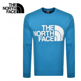 Sweat THE NORTH FACE Standard Crew Bleu Homme