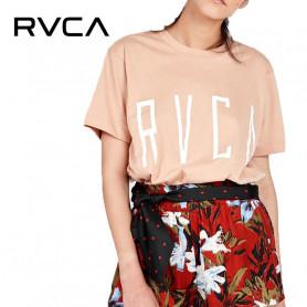 T-shirt RVCA Stilt Tee Nude Femme