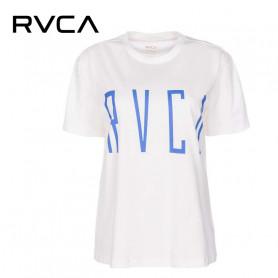 T-shirt RVCA Stilt Tee Blanc Femme